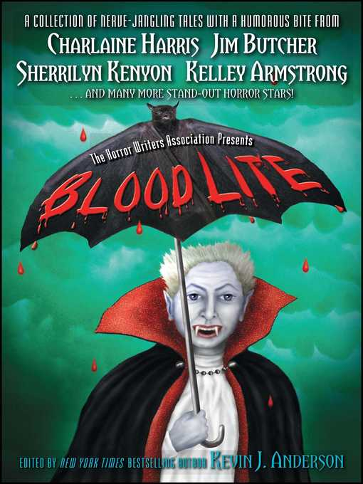 Title details for Blood Lite by Kevin J. Anderson - Wait list