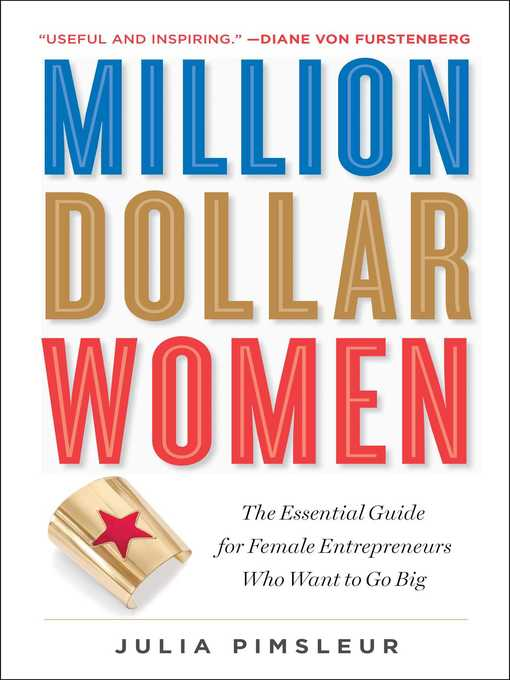 Title details for Million Dollar Women by Julia Pimsleur - Available