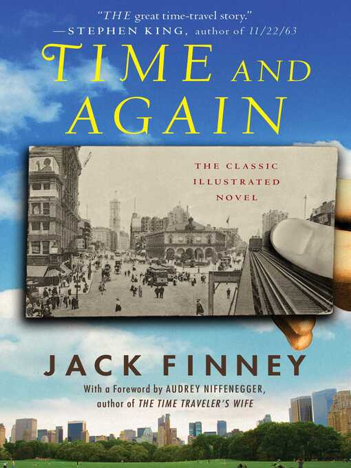 Title details for Time and Again by Jack Finney - Wait list