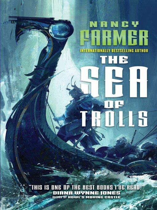 Title details for The Sea of Trolls by Nancy Farmer - Wait list