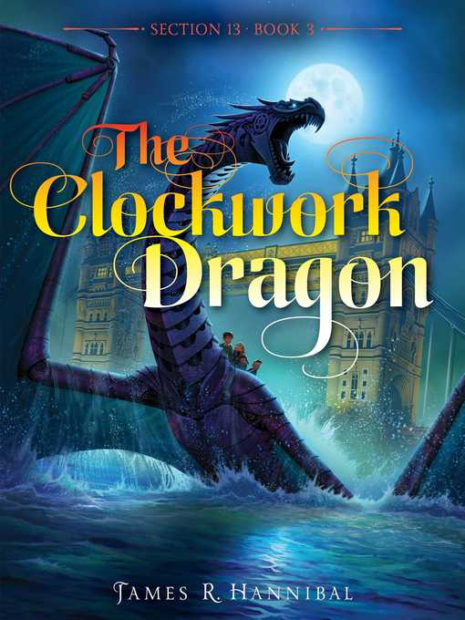 Cover of The Clockwork Dragon