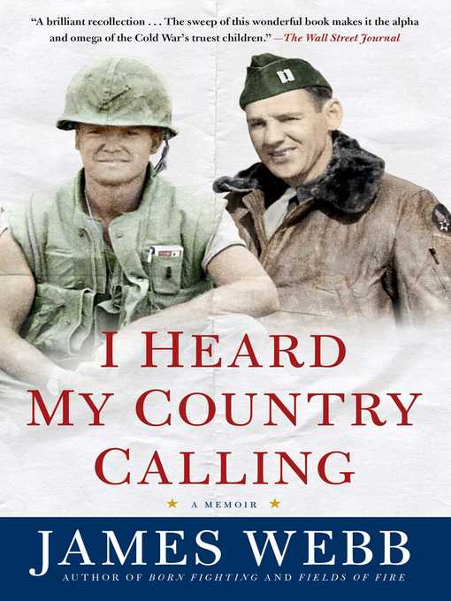 Title details for I Heard My Country Calling by James Webb - Available