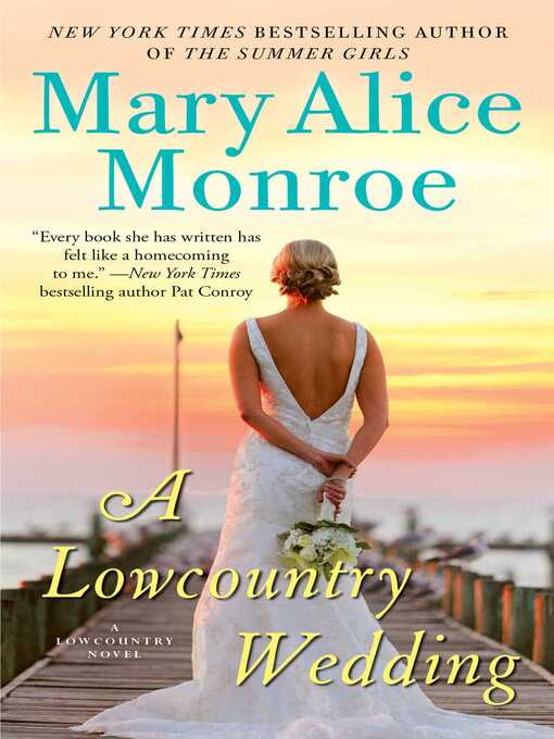 Cover of A Lowcountry Wedding