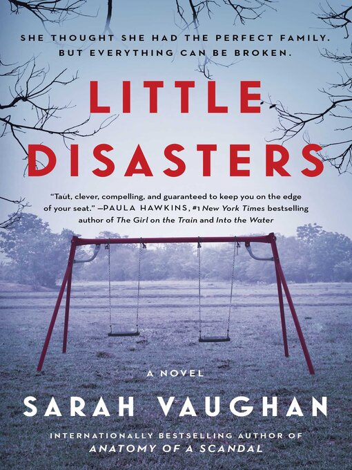 Title details for Little Disasters by Sarah Vaughan - Wait list