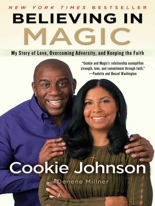 Title details for Believing in Magic by Cookie Johnson - Wait list