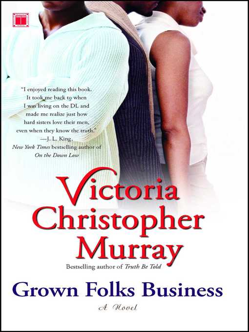 Title details for Grown Folks Business by Victoria Christopher Murray - Wait list
