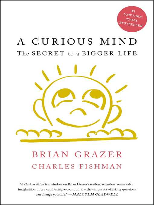 Title details for A Curious Mind by Brian Grazer - Wait list