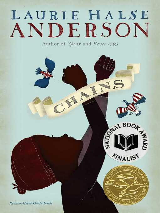 Title details for Chains by Laurie Halse Anderson - Wait list