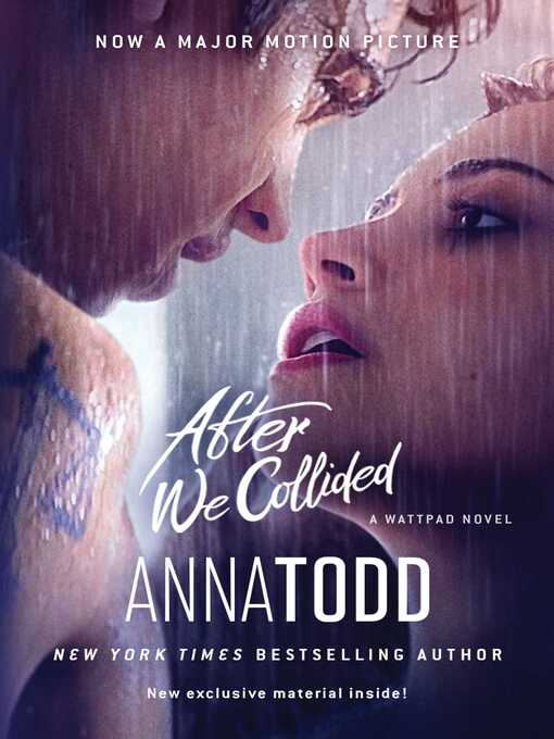 Title details for After We Collided by Anna Todd - Wait list
