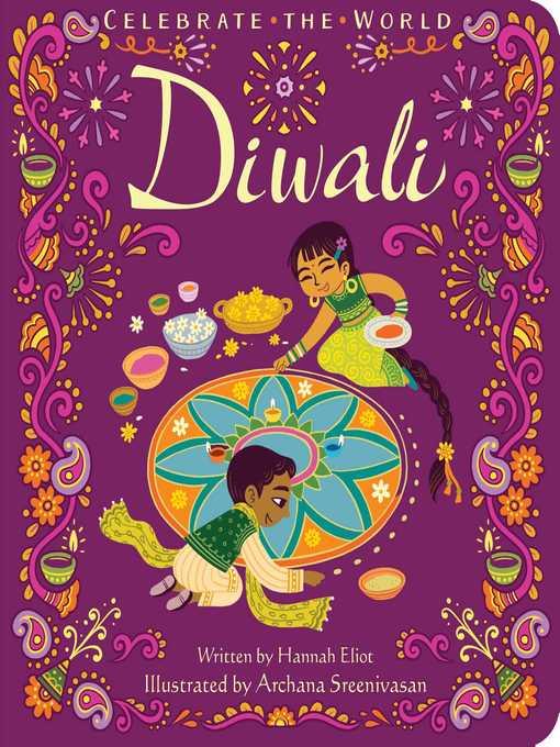 Title details for Diwali by Hannah Eliot - Wait list