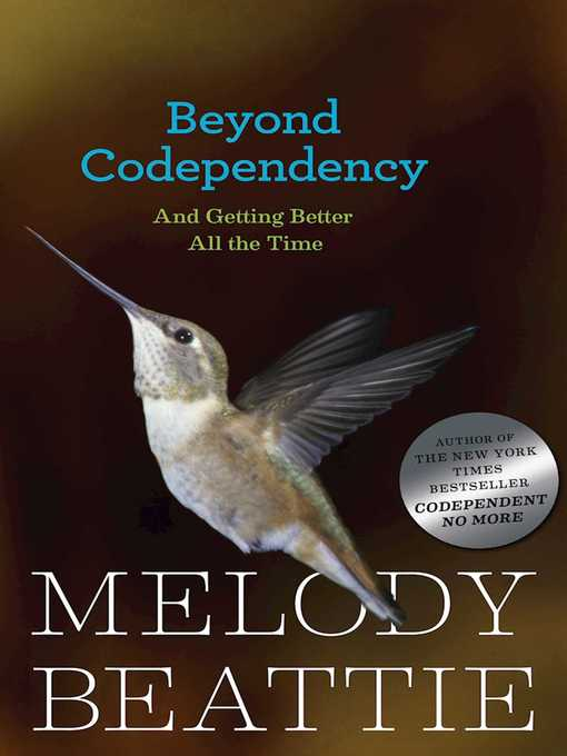 Cover of Beyond Codependency