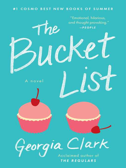 Title details for The Bucket List by Georgia Clark - Available