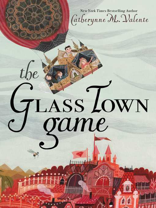 Cover of The Glass Town Game