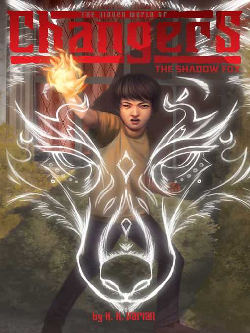 Cover of The Shadow Fox