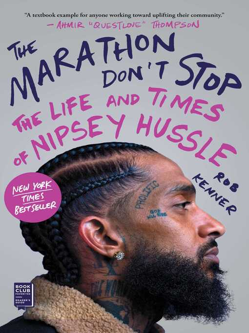 Title details for The Marathon Don't Stop by Rob Kenner - Available