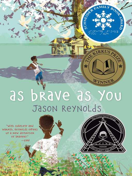 Cover of As Brave As You