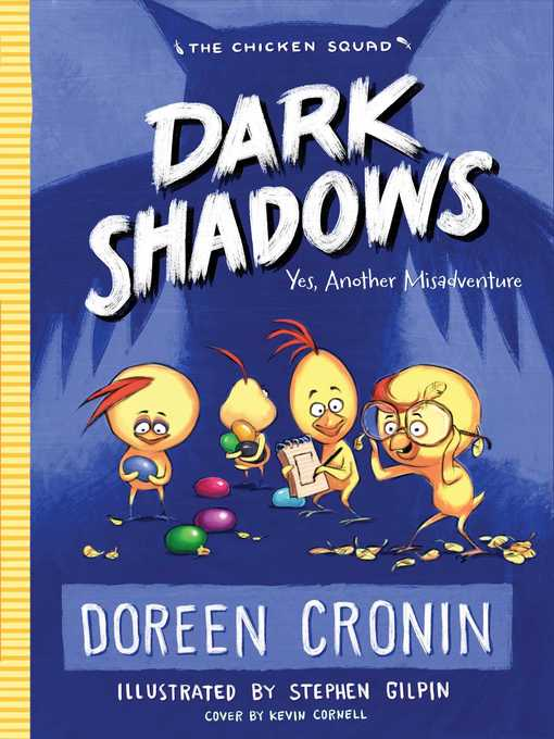 Title details for Dark Shadows by Doreen Cronin - Wait list