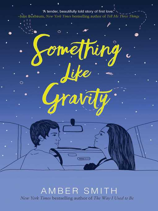 Title details for Something Like Gravity by Amber Smith - Wait list
