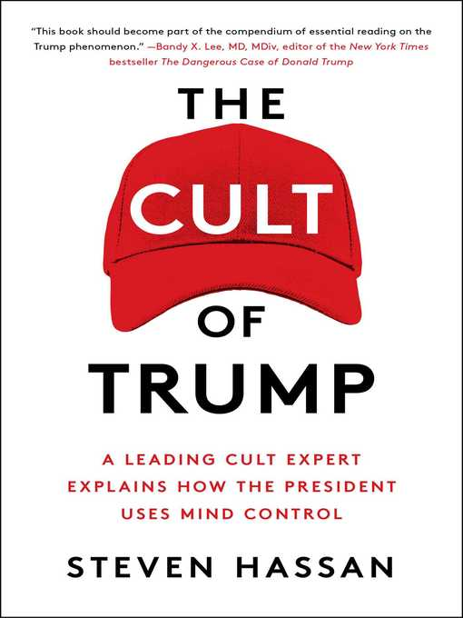 Title details for The Cult of Trump by Steven Hassan - Wait list