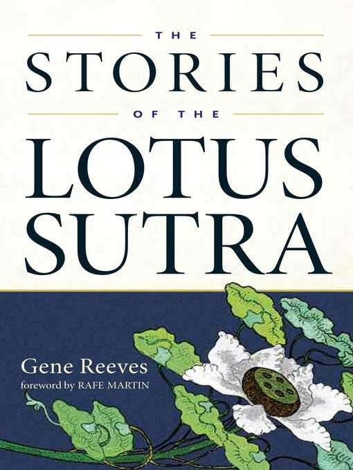 an analysis of passages in the religious text lotus sutra