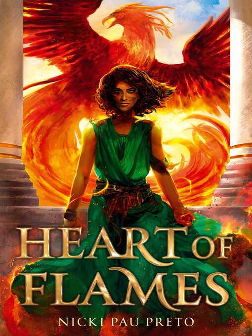 Title details for Heart of Flames by Nicki Pau Preto - Wait list