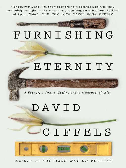 Title details for Furnishing Eternity by David Giffels - Available