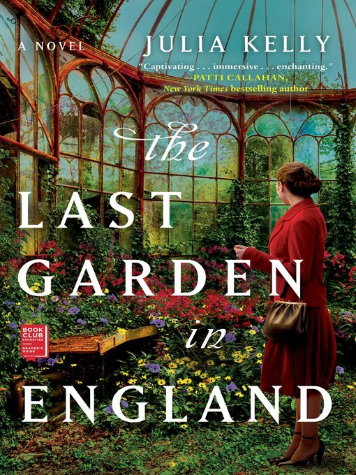 Title details for The Last Garden in England by Julia Kelly - Wait list