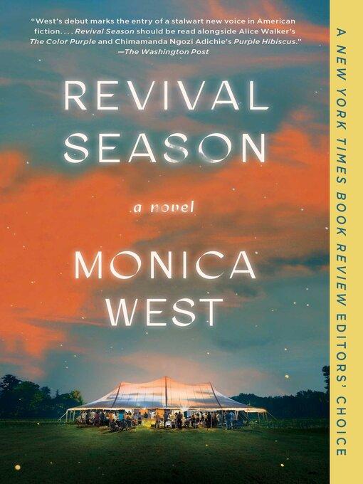 Title details for Revival Season by Monica West - Wait list