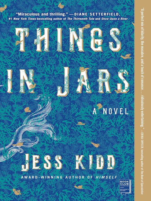Title details for Things in Jars by Jess Kidd - Available