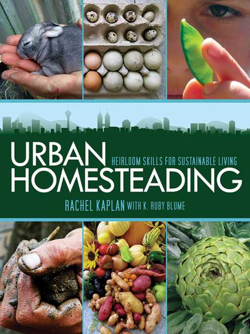 Title details for Urban Homesteading by Rachel Kaplan - Wait list