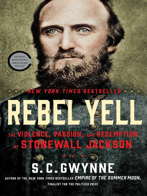 Title details for Rebel Yell by S. C.  Gwynne - Wait list