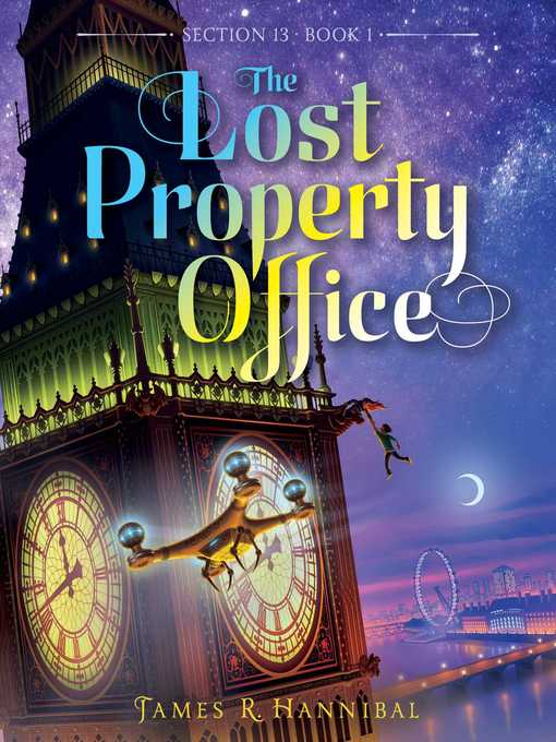 Title details for The Lost Property Office by James R. Hannibal - Wait list