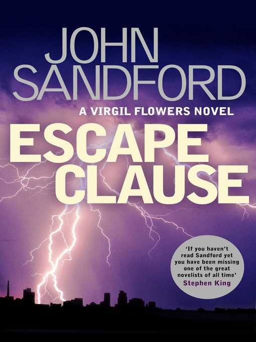Title details for Virgil Flowers #9 by John Sandford - Available