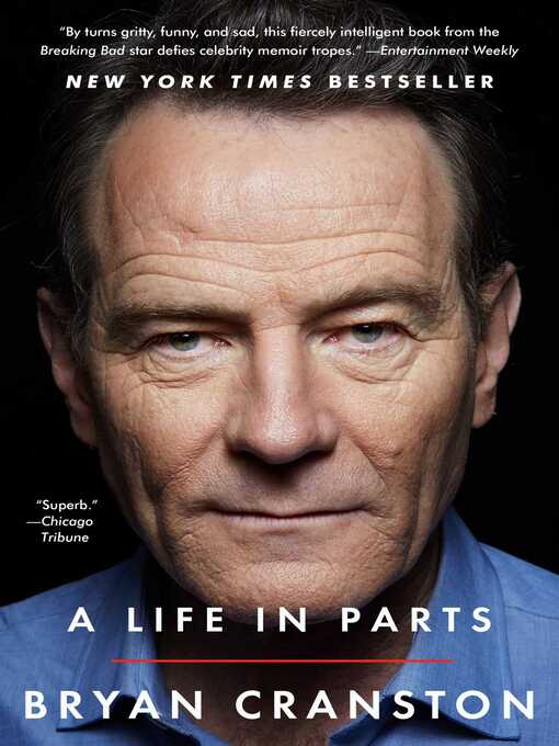 Title details for A Life in Parts by Bryan Cranston - Wait list