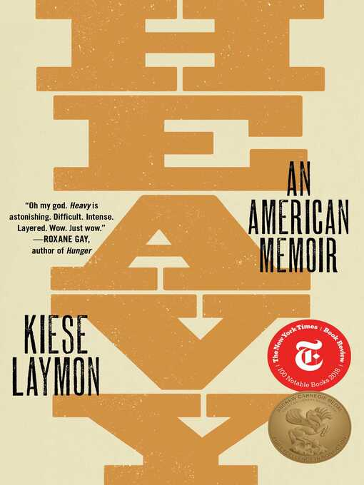 Title details for Heavy by Kiese Laymon - Wait list