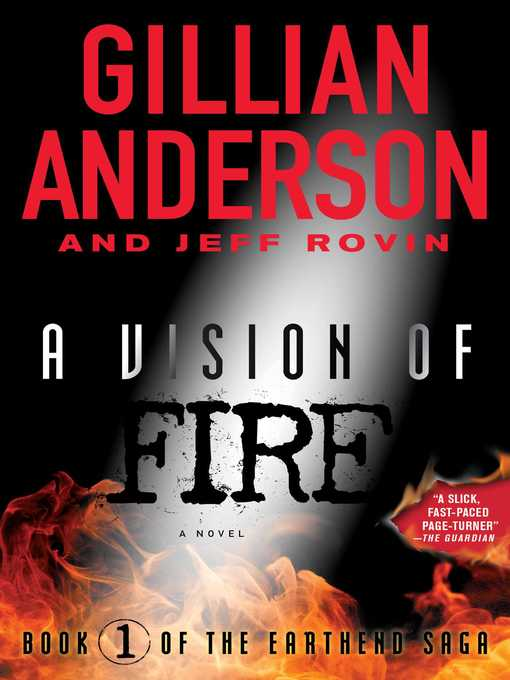 Title details for A Vision of Fire by Gillian Anderson - Available