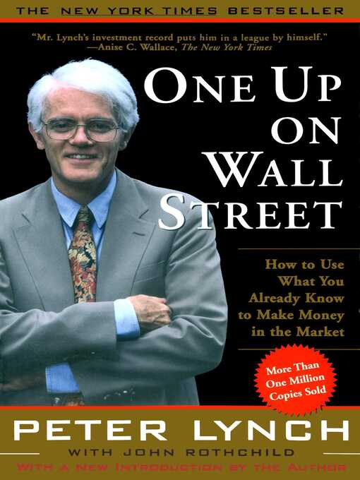 Title details for One Up on Wall Street by Peter Lynch - Available