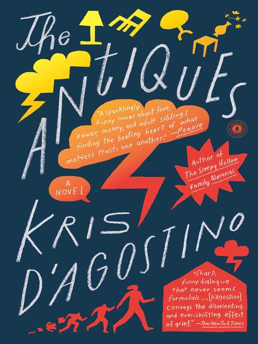 Title details for The Antiques by Kris D'Agostino - Available