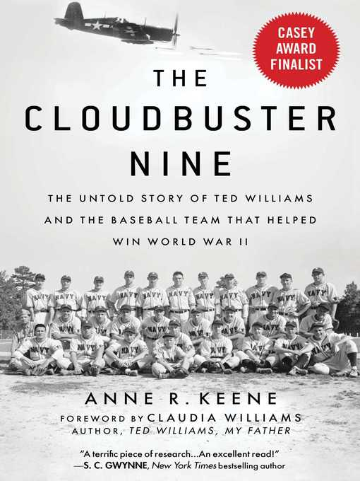 Cover of The Cloudbuster Nine