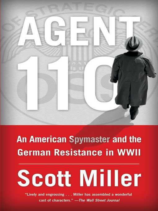 Title details for Agent 110 by Scott Miller - Wait list