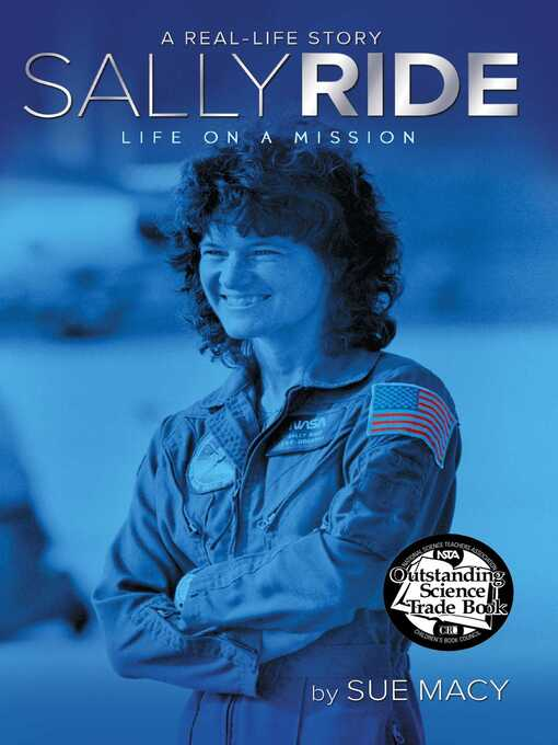 Title details for Sally Ride by Sue Macy - Wait list
