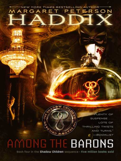 Title details for Among the Barons by Margaret Peterson Haddix - Wait list
