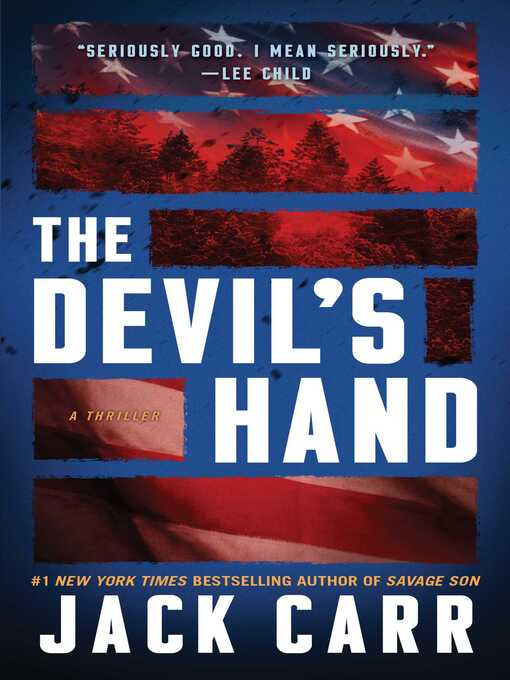 Title details for The Devil's Hand by Jack Carr - Wait list