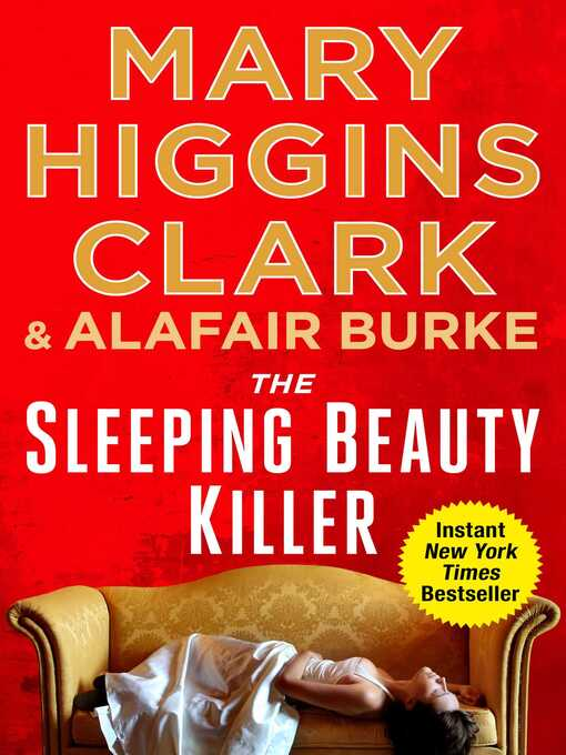 Title details for The Sleeping Beauty Killer by Mary Higgins Clark - Wait list