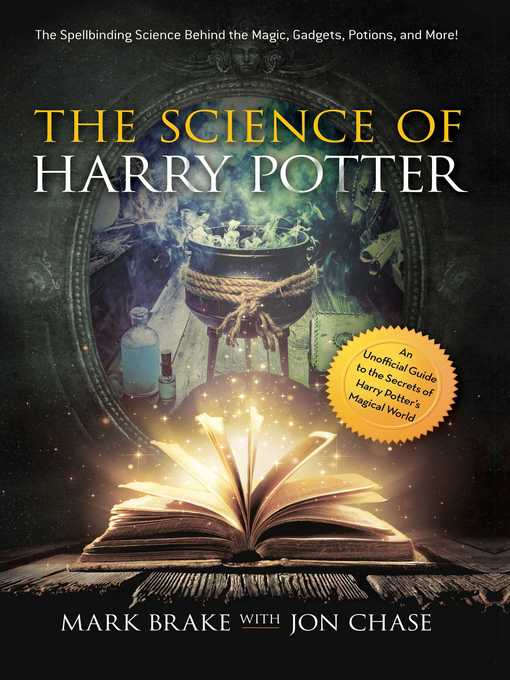 Title details for The Science of Harry Potter by Mark Brake - Available