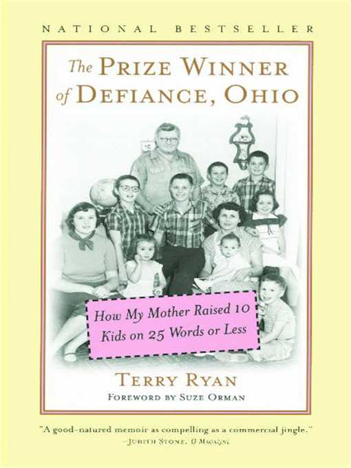 Title details for The Prize Winner of Defiance, Ohio by Terry Ryan - Wait list