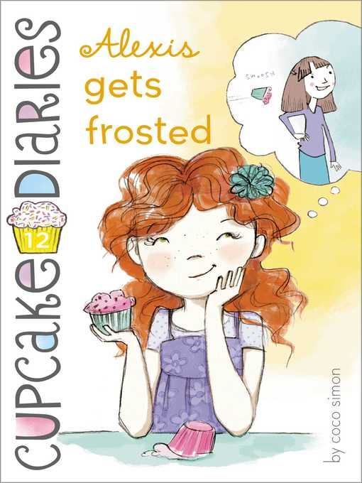 Title details for Alexis Gets Frosted by Coco Simon - Wait list
