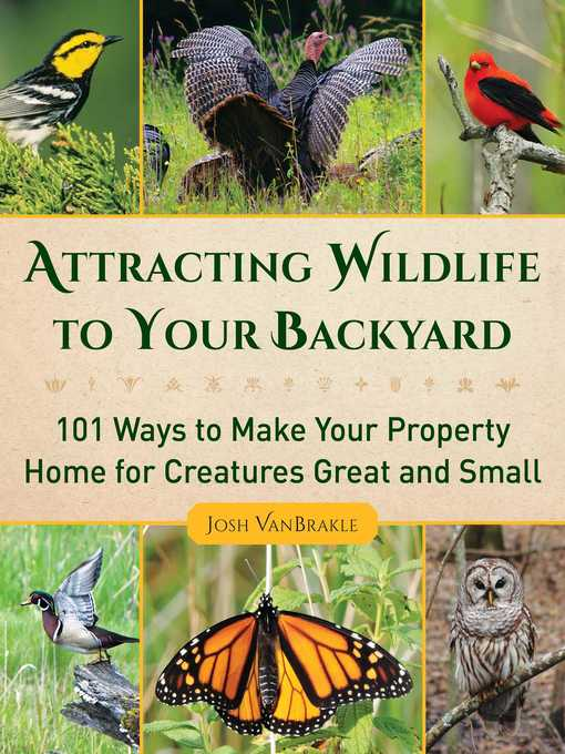 Title details for Attracting Wildlife to Your Backyard by Josh VanBrakle - Wait list