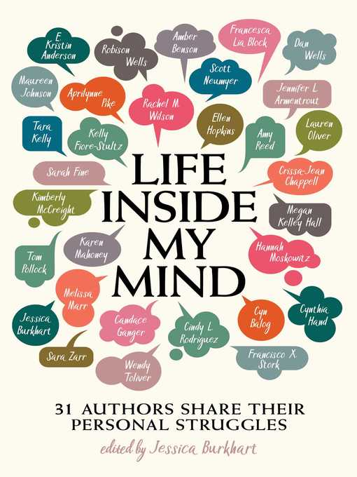 Cover of Life Inside My Mind