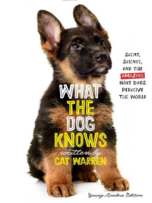 Image: What the Dog Knows Young Readers Edition